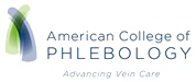 College of Phlebology Seal on New York Vein Treatment Center website